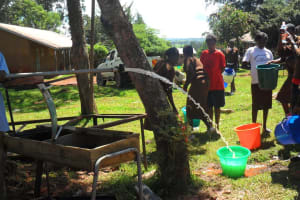 The Water Project: Steven Cositany Girls Secondary School -