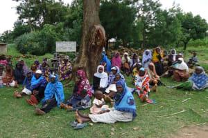 The Water Project: Elusheya Community Water Project -