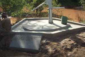 The Water Project: Kakai Community A -