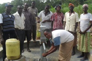 The Water Project: Shihuna Community -