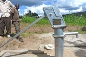 The Water Project: Karembo -