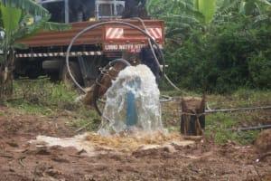 The Water Project: Kibero WPA, Ntungamo -
