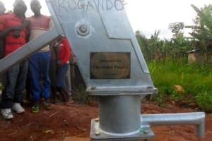 The Water Project: Rugando Village -