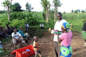 The Water Project: Munini Kirehe Nyamugani -