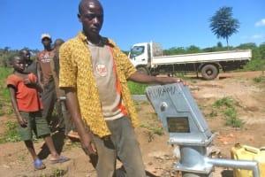 The Water Project: Rurama Village -