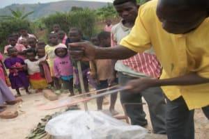 The Water Project: Rwabaraata Community School Ntungamo -