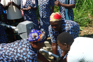 The Water Project: Njirinya Community Water Project -
