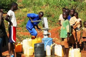 The Water Project: Bugesera Village -
