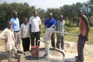 The Water Project: Kizaara Primary School Ntungamo -