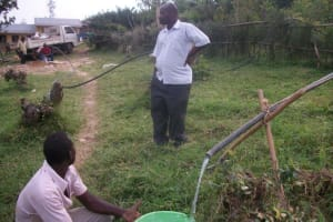 The Water Project: Rukoni Green Hill Nursery and Primary School -