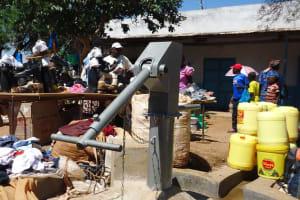 The Water Project: Buhuru Market Water Project -