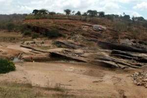 The Water Project: Kyeni kya Thwake Community -