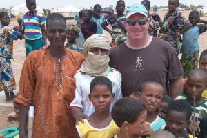 The Water Project: Taureg Refugee Camp, Burkina Faso -