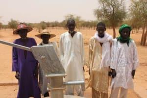 The Water Project: Fulani Village, Burkina Faso -