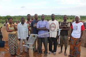 The Water Project: Tenoule, Burkina Faso -