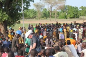 The Water Project: Kourhour, Burkina Faso -