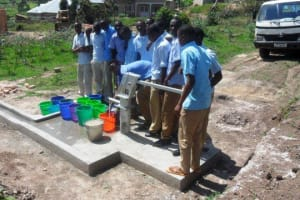The Water Project: Espag II -