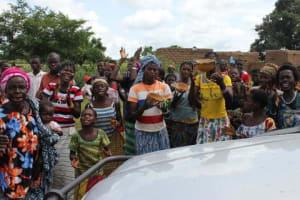 The Water Project: Gnibare Village, Burkina Faso -