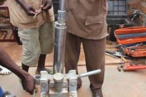 The Water Project: Dalare Centre, Burkina Faso -