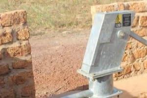 The Water Project: Dalare II, Burkina Faso -