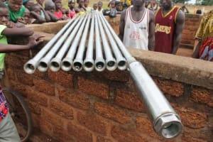 The Water Project: Yerfing Ecole, Burkina Faso -
