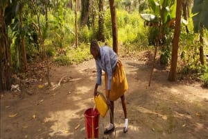 The Water Project: R.E.C. Primary School, Sierra Leone -