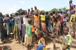 The Water Project: Founzan Community, Burkina Faso -