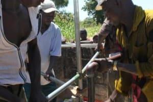 The Water Project: Kombazien Village, Burkina Faso -
