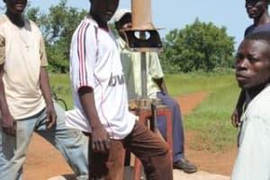 The Water Project: Orpoune Village, Burkina Faso -