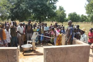The Water Project: V7 Zegnein, Burkina Faso -