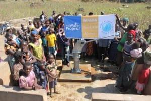 The Water Project: Kolkol Community, Burkina Faso -