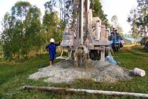 The Water Project: Munini Community -