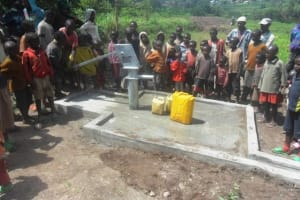 The Water Project: Bugari -