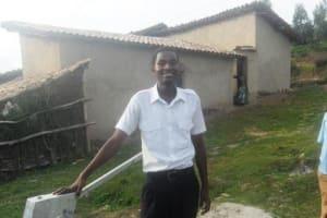 The Water Project: Gataka Community -