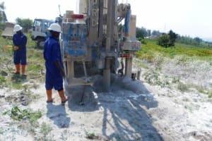 The Water Project: Kinama Community -