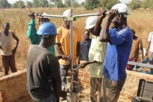 The Water Project: V3, Ioba, Burkina Faso -