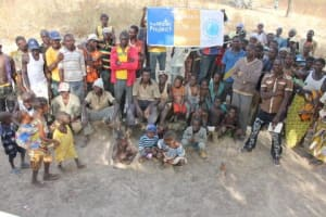 The Water Project: Yehoun (Sikinon), Founzan, Burkina Faso -