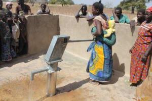 The Water Project: Gnikan, Burkina Faso -