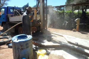 The Water Project: Friends Secondary School Kongoni -