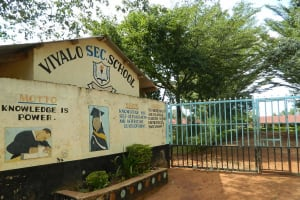 The Water Project: Viyalo Secondary School -
