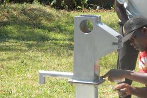 The Water Project: A.C.K. Saint Lukes Shisango Church -