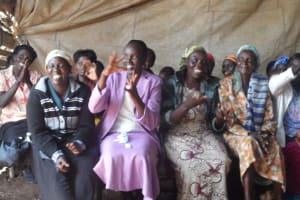 The Water Project: Sabetab-Gaa Women's Group -