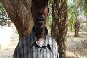 The Water Project: Lungi, Cassava Farm Well Rehabilitation -