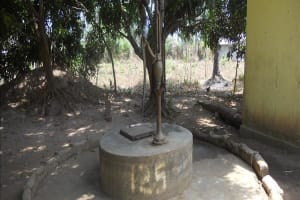 The Water Project: Royama Community Well Rehabilitation -