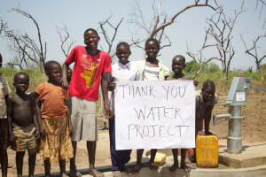 The Water Project: Medewu -