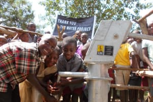 The Water Project: Kakagate Primary School Project -