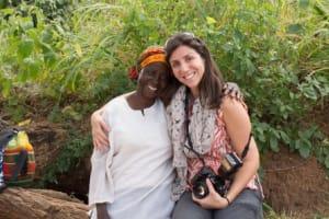 The Water Project: Nyeki Ndune Community A -