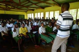 The Water Project: AIC Kapchemoiywo Girls Secondary School -