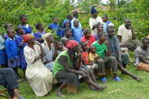 The Water Project: Ngaywa Community Rehab -