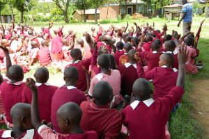 The Water Project: Bukhaywa Primary School -